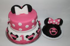 Minnie Mouse themed first birthday!
