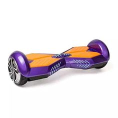 2 Wheels Smart Balance Wheel Unicycle Scooter Drifting Electric Self Balance Car Purple