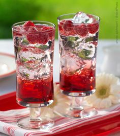 Easy holiday non alcoholic drink recipes