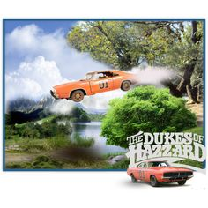 """The Dukes Of Hazzard     """"The General Lee"""""""