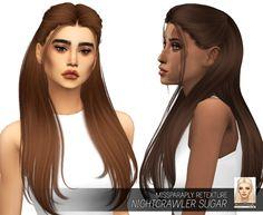 Nightcrawler Sugar: Solids at Miss Paraply • Sims 4 Updates