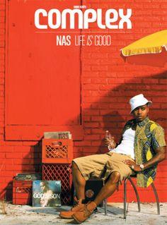 Nasir Jones.