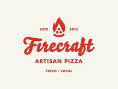 Firecraft Artisan Pizza by Allan Peters