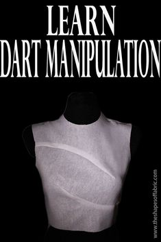 Some different dart manipulation options for you at the link. - Some different dart manipulation options for you at the link. Dart manipulation … Some different dart manipulation options for you at the link. Dart Manipulation, Fabric Manipulation Tutorial, Sewing Hacks, Sewing Tutorials, Sewing Tips, Sewing Ideas, Pattern Drafting Tutorials, Sewing Basics, Sewing Crafts