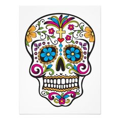 Colors of Día de los Muertos: Purple - Signifies pain, suffering, grief, and mourning | Pink - Celebration | White - Purity and hope | Orange - Sun | Red - The blood of life | Yellow-Cempazuchitl are marigolds that symbolize death. Petals are used to make a trail  so that the spirits can see the path to their altars.
