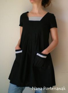 Stylish Dress Book E (nana portenawak - thread)
