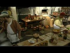Henry VIII's kitchens at Hampton Court Palace: an introduction to food archaeology.