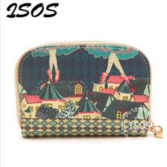 2015 New Princess Elephant Soldier Coin Short Fashion Leather PU Women's Purses Key Phone Bag Wallet Card Passort Money Clips