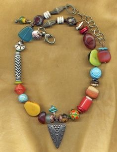 helena nelson reed jewelry   BEADS & THREADS . . . What Women Buy for Themselves . . . - Home ...