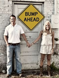 The 25 Funniest Pregnancy Announcements Ever. The baby bump one is my favorite :)
