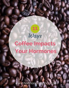 How does coffee impact your hormones? Find out, along with delicious options you can try to replace coffee.