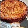 Gâteau breton traditionnel, pur beurre