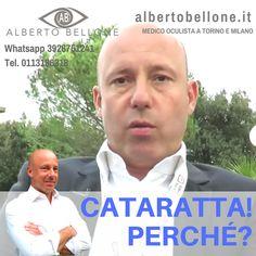 CATARATTA! Perché? - Dr. Alberto Bellone - Oculista Torino e Milano  Chirurgia moderna della CATARATTA: sostituire il cristallino con la lente più adatta. --- Visita: http://albertobellone.it/intervento-di-cataratta --- @alberto.bellone.oculista --- #eyes #occhi #eyecare #curadegliocchi #crystalline #lens #cataract #eyedisease #vision #visione #vista #eyesight #crystallinelens #crystallineremoval #malattiadegliocchi #cataratta #opaque #opaquevision #blurred #aritificiallens #blurredvision