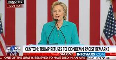 Blue State Blues: Fact-Check — Top 20 Lies in Hillary's 'Alt-Right' Speech
