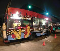 New Restaurants in #Houston! Food trucks are a MUST