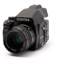 Contax 645 - One Day Perhaps.