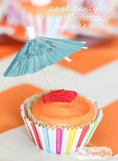 Beachy Orange Creams