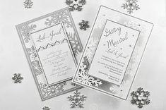 laser cut wedding stationery - Google Search