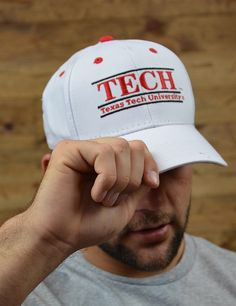 Hey Raider fans! Wanna turn heads around Texas Tech campus- This is the hat for you! You will be scheduling dates in faster than you can keep up with!