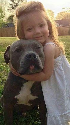 Total sweetness! #pitbull #dog