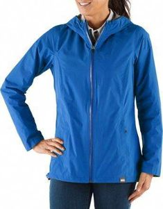 Wind and rain are no match for the women's REI Co-op Rain jacket. Windproof, waterproof and breathable, it's your go-anywhere, do-everything jacket in all kinds of weather. Best Rain Jacket, Black Rain Jacket, North Face Rain Jacket, Rain Jacket Women, Green Raincoat, Hooded Raincoat, Hooded Jacket, Raincoats For Women