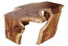 One Kings Lane - Organic Elements - Gia Coffee Table