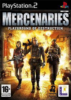 Mercenaries ps2 the best game ever