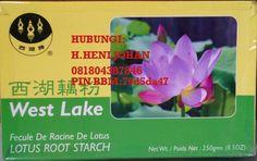 lotus root starch solusi maag akut/kronis