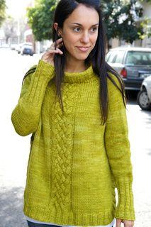 Lemongrass Sweater