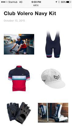 Club Volero Navy Kit
