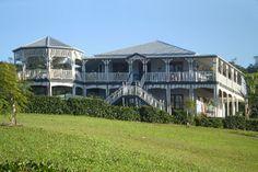 Classic Queenslanders Home Designs: Dulong. Visit www.localbuilders.com.au/builders_queensland.htm to find your ideal home design in Queensland