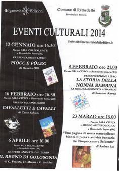 Presentazione Libri a Remedello http://www.panesalamina.com/2014/21819-presentazione-libri-a-remedello.html