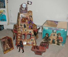 mego playsets | Toys You Had Presents Planet of the Apes Toys