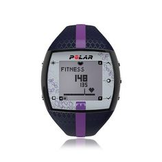 Polar FT7F Bike computer with heart monitor purple/blue. Power Source: Battery Function: Light Function: yes Time Function: alarm Date stop watch time week and day display Heart Rate Frequency Function: Heart Frequency .