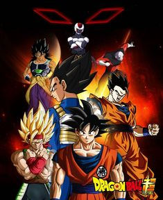 "559 Likes, 6 Comments - Dragon Ball /Z/Super | Anime (@dbz.plague) on Instagram: ""DBS Movie poster Fan#Art¦¦ Follow @dbz.plague for more DBZ 