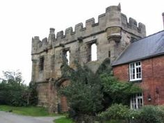 Abandoned Castles, Abandoned Mansions, Abandoned Places, City Of Derby, Amazing Places, Beautiful Places, Castle Ruins, Interesting Buildings, Chateaus