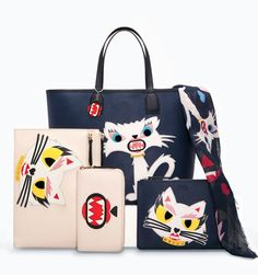 """Monster Choupette"" Lagerfeld - Karl Lagerfeld Accessories - Elle"