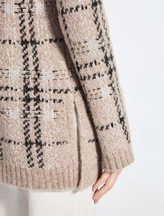 Max Mara CARONTE camel: Alpaca sweater.