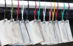 sail bags made with retired sail. Duck Tape Bags, Diy Upcycling, Sailing Outfit, Tarpaulin, Last Stitch, Cloth Bags, Leather Handle, Bag Making, Purses And Bags