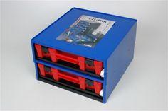 Ezi-Pak Storage Module System code - (1H-156) : size - 420mmW x 440mmD x 265mmH