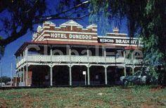 Country Hotel. Dunedoo, New South Wales, Australia. Stock Photo By Rob Walls