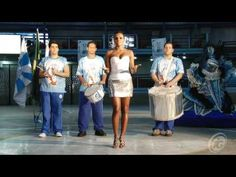 Final do concurso do Rei e da Rainha do Carnaval do Rio 2013 - YouTube