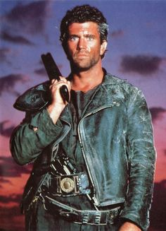 Mel Gibson as Mad Max