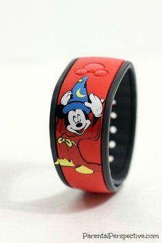 DIY Customized Sorcerer Mickey Disney Magic Band