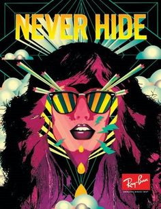 Ray Ban Never Hide