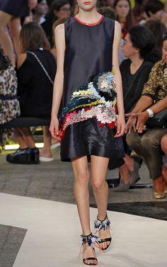 Milan Edition Spring/Summer 2015 Trunkshow MSGM Look 11 on Moda Operandi