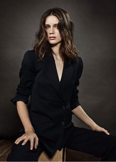 Risultati immagini per Marine Vacth Celebrity Beauty, Celebrity Style, Sport Tv, Burning Man Girls, French Models, Haircut And Color, French Beauty, Bright Stars, Business Outfits