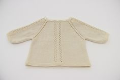 Ravelry: Lace Cardigan pattern by Florence Merlin