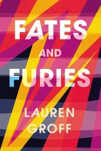 Fates and Furies by Lauren Groff; design by Suzanne Dean