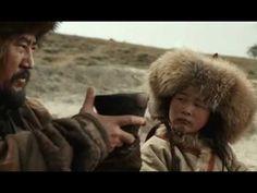 Filme O Guerreiro Genghis Khan dublado completo